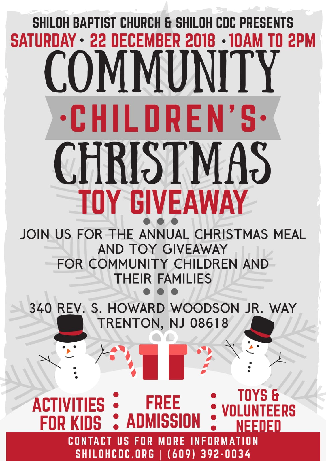 Christmas Giveaway Flyer.Annual Christmas Lunch And Toy Giveaway Registration Is
