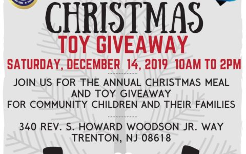2019 Christmas Toy Giveaway